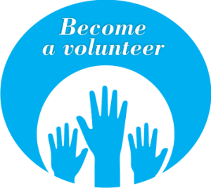 Want to be more involve, become a volunteer. Find out the options available.